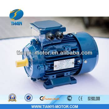 Electric Motor Weights by Quality Light Weight Three Phase 5hp Electric Motor Buy