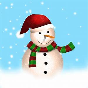 Snowman Gif | New Calendar Template Site