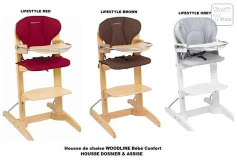 housse de chaise haute housse de chaise haute woodline