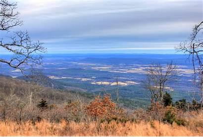 Arkansas Magazine Park State Mount Ozark Valley