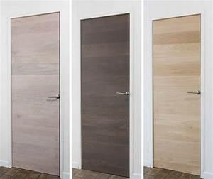 Decoration Porte Interieur : porte interieur maison design excellent couleur peinture ~ Melissatoandfro.com Idées de Décoration