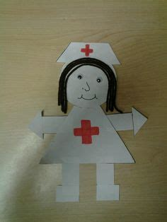 nurse hat craft for preschoolers 1000 images about doctor crafts on 863