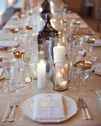candle centerpiece ideas 84 Candle Centerpieces That Will Light Up Your Reception   Martha Stewart Weddings