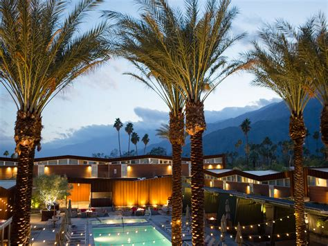 the parker hotel palm springs 2018 world s best hotels