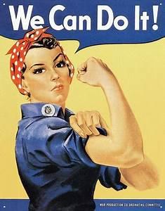 Women of Britain Come Into the Factories, British ...