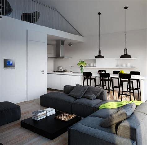 tissu ameublement canapé salon salle à manger 2 en 1 déco pour les espaces ouverts