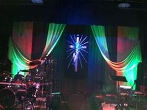 simple church stage designs on Pinterest