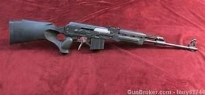 CENTURY ZASTAVA PAP M77 308 WIN 10RD Thumbhole Stock ...