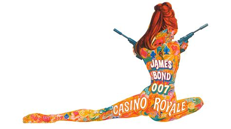 My Favorite #Bond_age_: Casino Royale (1967) by Matt Finch