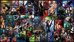 Comic Book Wallpapers - Wallpaper Cave