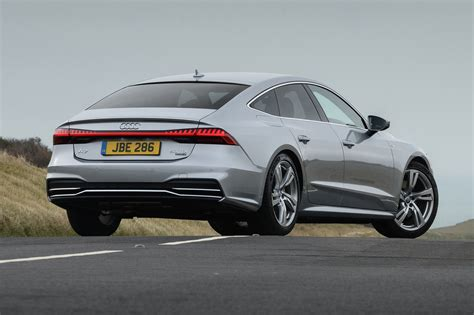 Review Audi A7 by Audi A7 Sportback Review 2018 Parkers