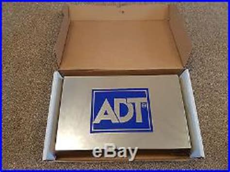 adt dummy alarm bell box premium system stainless steel