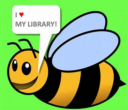 Library Clipart Clip Librarian Cliparts Sign Books