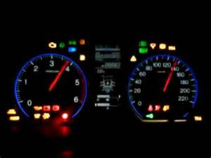 2009 honda cr v gauges diagnostic youtube