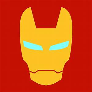 IRON MAN Logo Vector Art by Techhead55 on DeviantArt