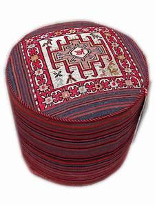 Pouf Kilim Persian Puffs N1600 45x45cm