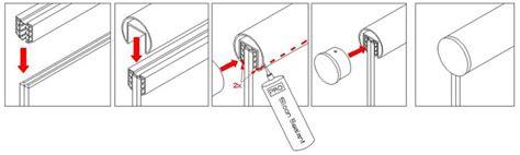 stainless steel split tube type  mm diameter