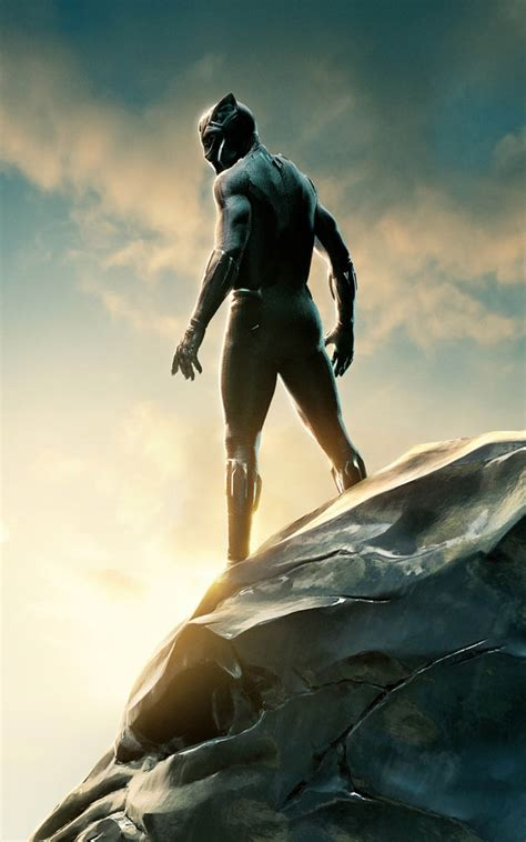 Black Panther Hd Wallpaper For Mobile by Black Panther 2018 Free 4k Ultra Hd