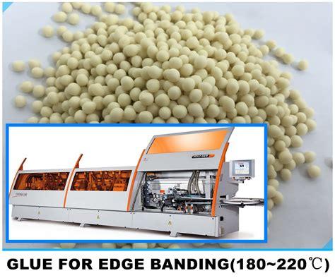 china clear transparent white hotmelt pvc edge banding bander tape machine hot melt glue