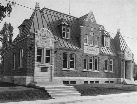 bureau de poste hotel de ville photos historiques