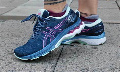 Review: Asics Kayano 27, Support Road Running Shoes   Run ...