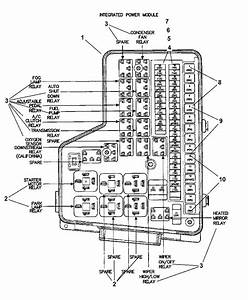 3ce Dodge Ram 1500 Fuse Diagram