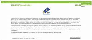 Googleアカウントの2段階認証で使用可能なUSBセキュリティキー「FIDO U2F Security Key」を ...