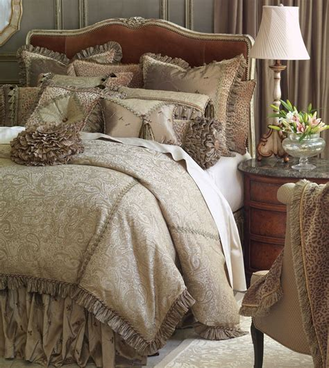 Luxury Designer Bedding Odette  Marquise Luxury Bedding