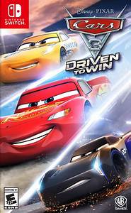 Cars 3 Xbox One : cars 3 driven to win release date xbox 360 ps3 wii u xbox one ps4 switch ~ Medecine-chirurgie-esthetiques.com Avis de Voitures