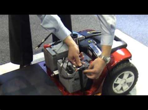 Electric Motor Repair Dallas by How To Change Mobility Scooter Batteries