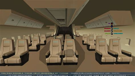 Gta 5 Home Interiors : Gta San Andreas Airbus A380 With Full Interior Mod