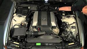 Under The Hood Of A Bmw 7 Series  U0026 39 95 Thru  U0026 39 01  E38