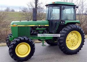 John Deere 4040  4240 Tractors Technical Manual  Tm1181