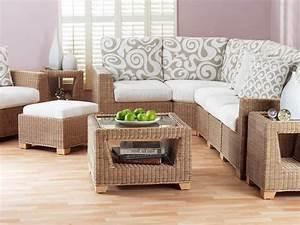 17, Sleek, Furniture, Designs, With, Rattan
