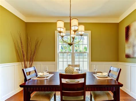 Formal Dining Room Color Ideas