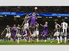 Champions League Juventus eye revenge against Real Madrid