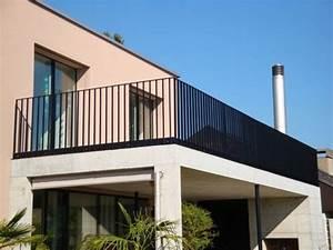 die 25 besten ideen zu gelander balkon auf pinterest With markise balkon mit tapeten design schwarz weiß