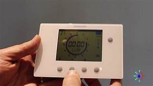 Thermostat Connecté Chaudière Gaz : thermostat eco radio system frisquet youtube ~ Melissatoandfro.com Idées de Décoration