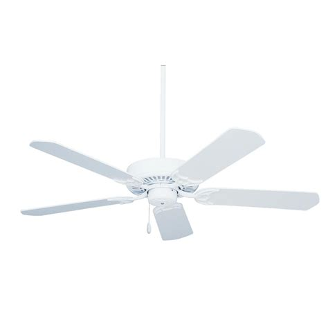 merwry 52 in led indoor white ceiling fan home decorators collection merwry 52 in led indoor white