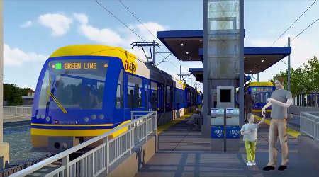light rail mn green line minnesota gop asks chao to light rail grant request