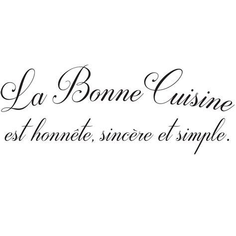 dicton cuisine sticker citation cuisine la bonne cuisine stickers