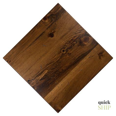 Nutty Oak (oak & Walnut) Butcher Block Timeworn