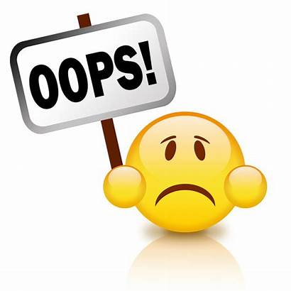 Sorry Clipart Were System Graphic Experiencing Technical