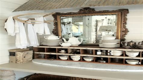 Shabby Home Decor by Rustic Chic Decorating Ideas Rustic Shabby Chic Kitchen