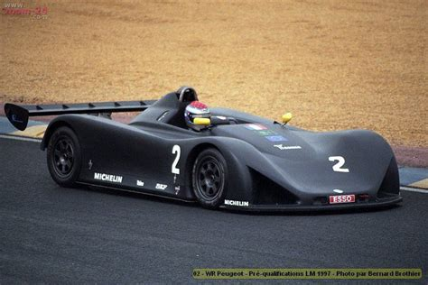 awesome peugeot sport lm97 wr peugeot test le mans prototypes sports cars