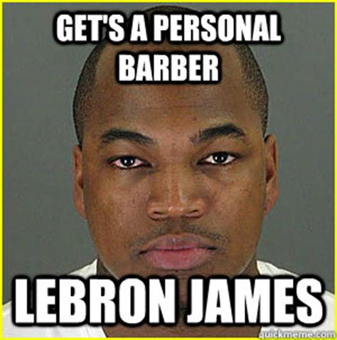 Lebron James Hairline Meme - bad hairline memes quickmeme