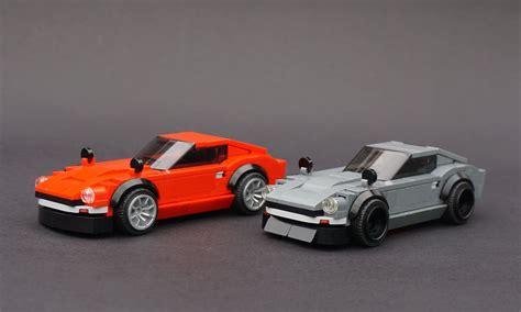 Lego Cars by Lego Jdm Tuned Datsun 240zs Lego Cars Lego Lego
