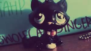 warrior cats toys littlest pet shop scourge custom by blackkittyshelby on