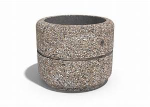 Pflanzkübel Aus Beton : pflanzk bel 22 aus beton von bituma ~ Indierocktalk.com Haus und Dekorationen