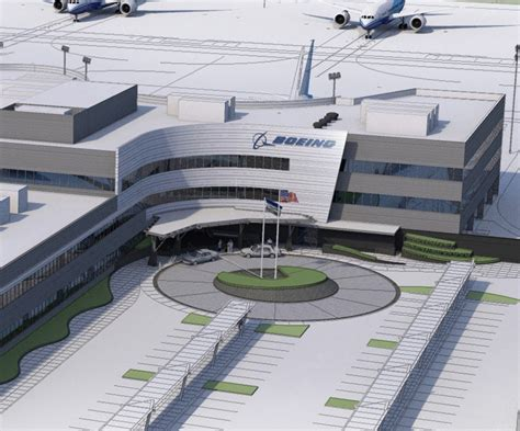 Boeing Modification Center by Seattle Djc Local Business News And Data